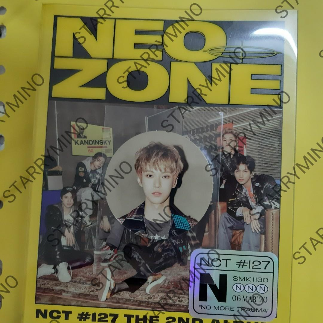 [WTT] Neo Zone (N/Yellow Version) Circle Card Doyoung