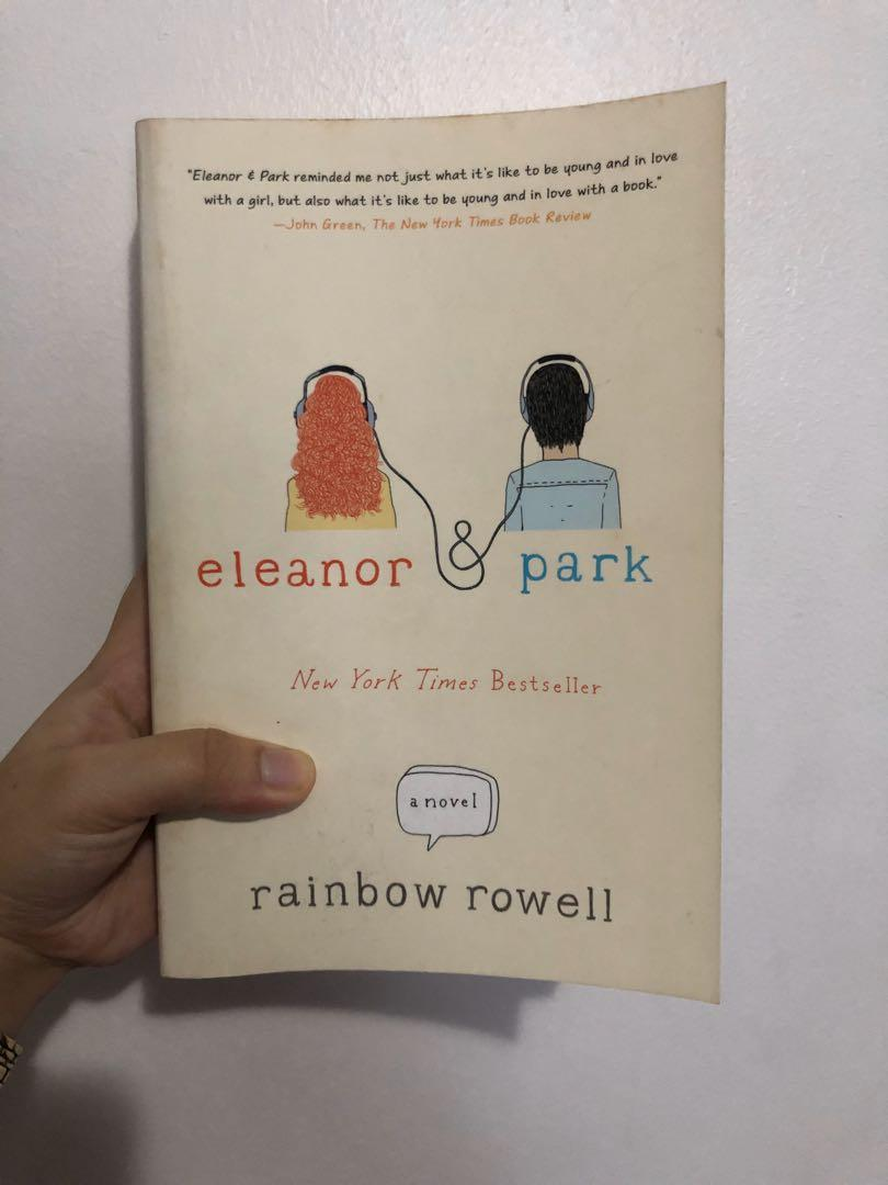 YA Books for sale (Eleanor and Park, The Mediator, The Magicians, and The Alchemy of Forever)