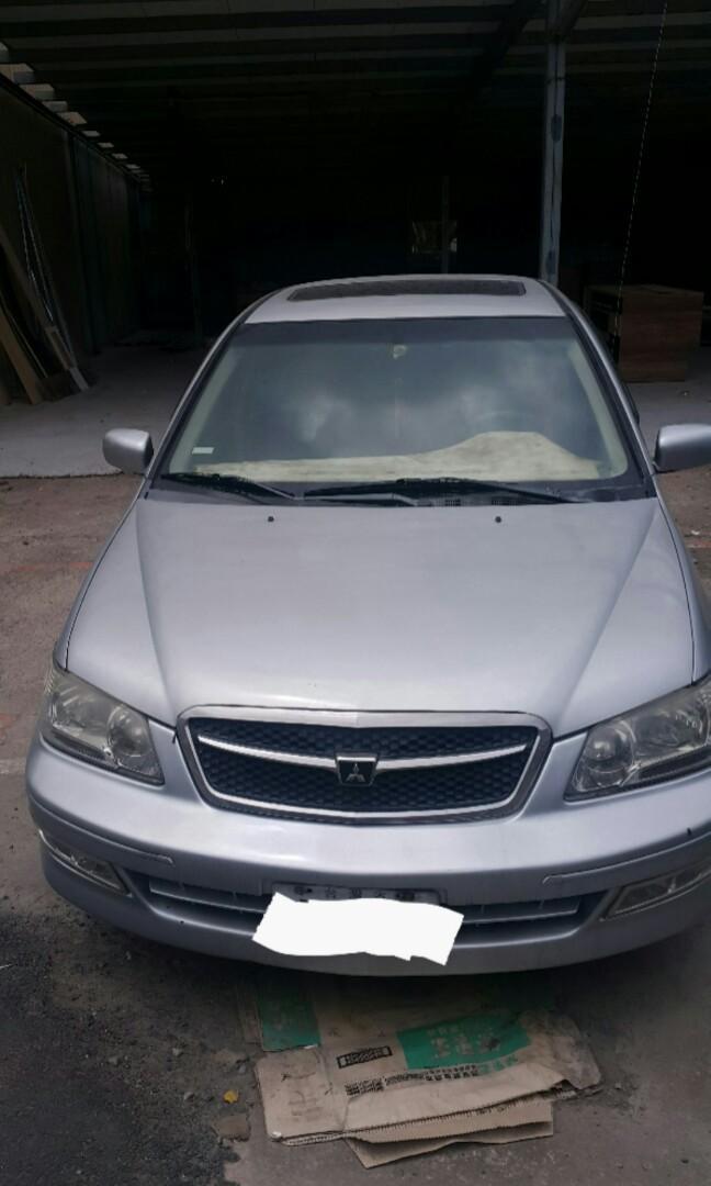 2002三菱 LANCER 售價可看車小議