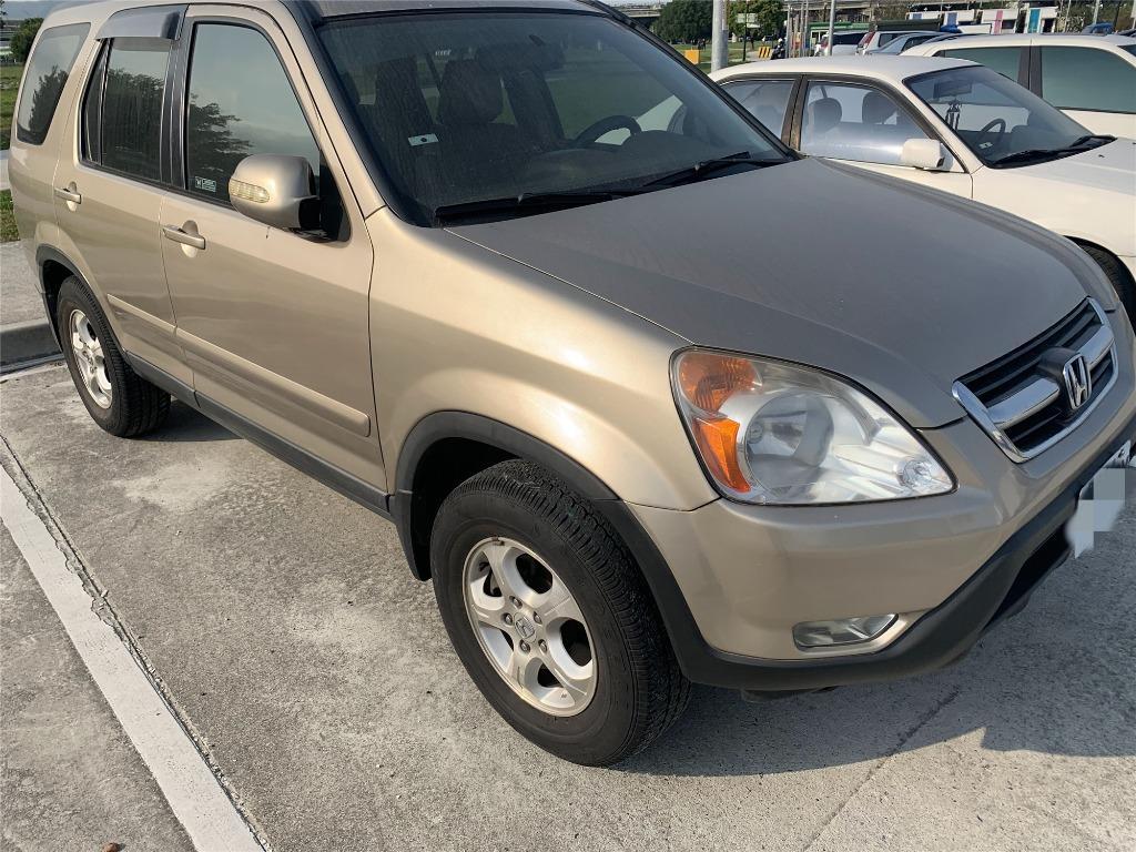 2003本田 CR-V 土黃