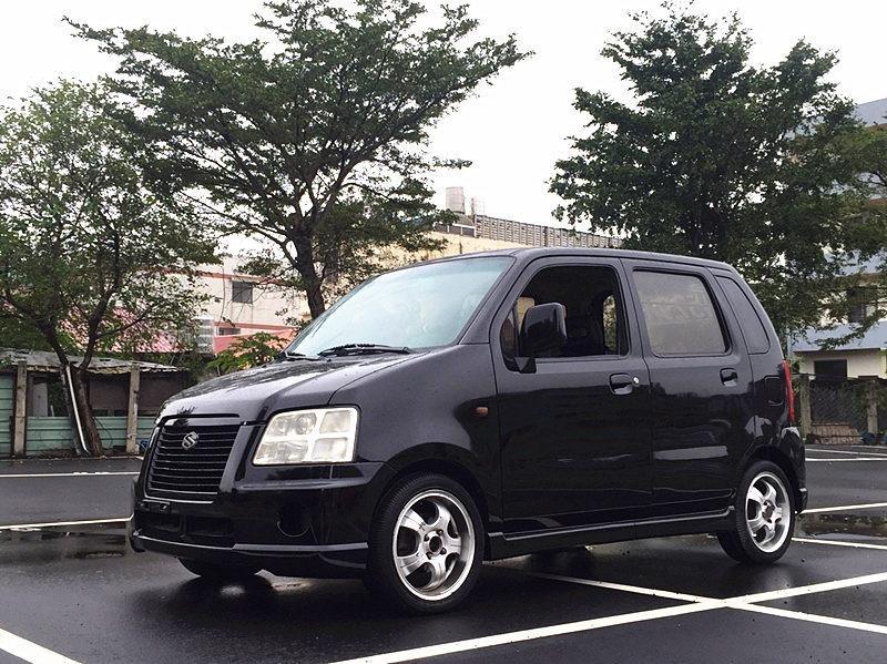 2003 Suzuki Solio 1.3 黑 配合全額貸、找 錢超額貸 FB搜尋 : 『阿文の圓夢車坊』