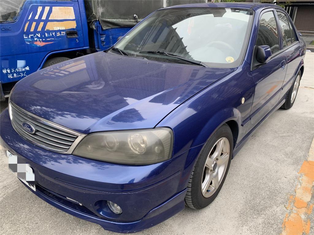 2004福特 TIERRA 藍