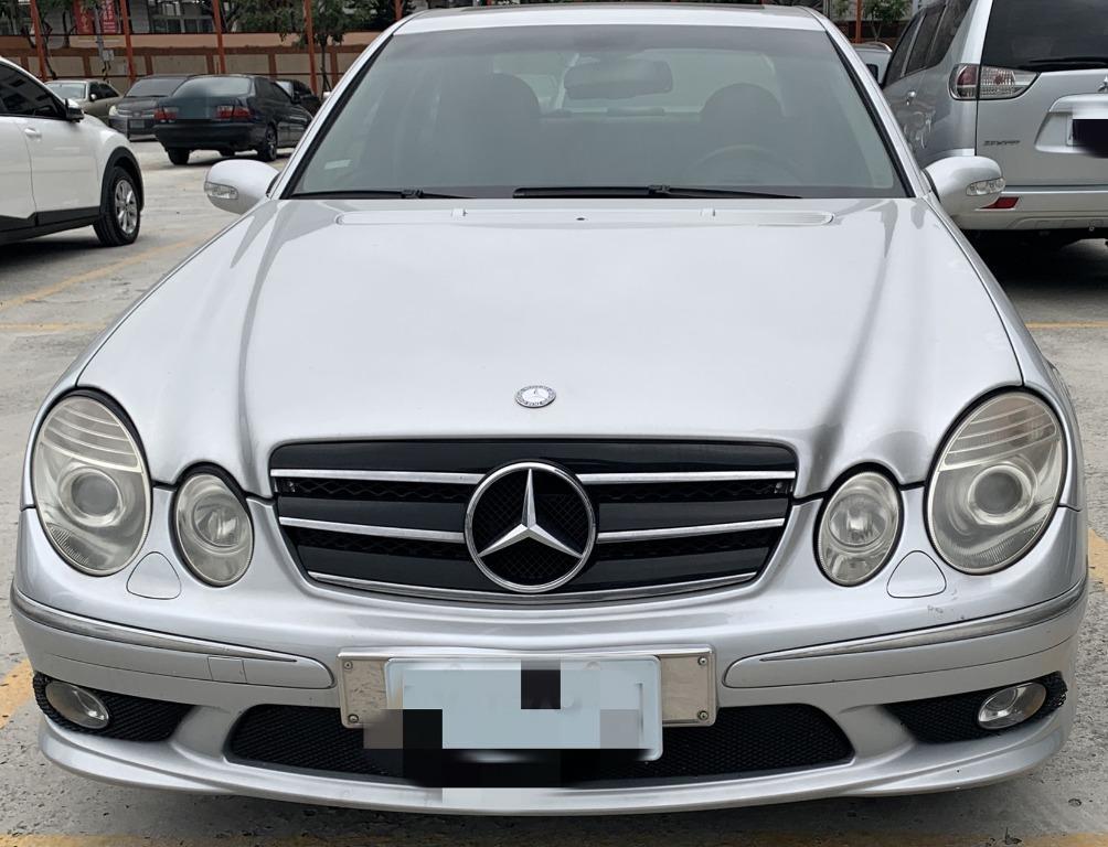 2006 E200