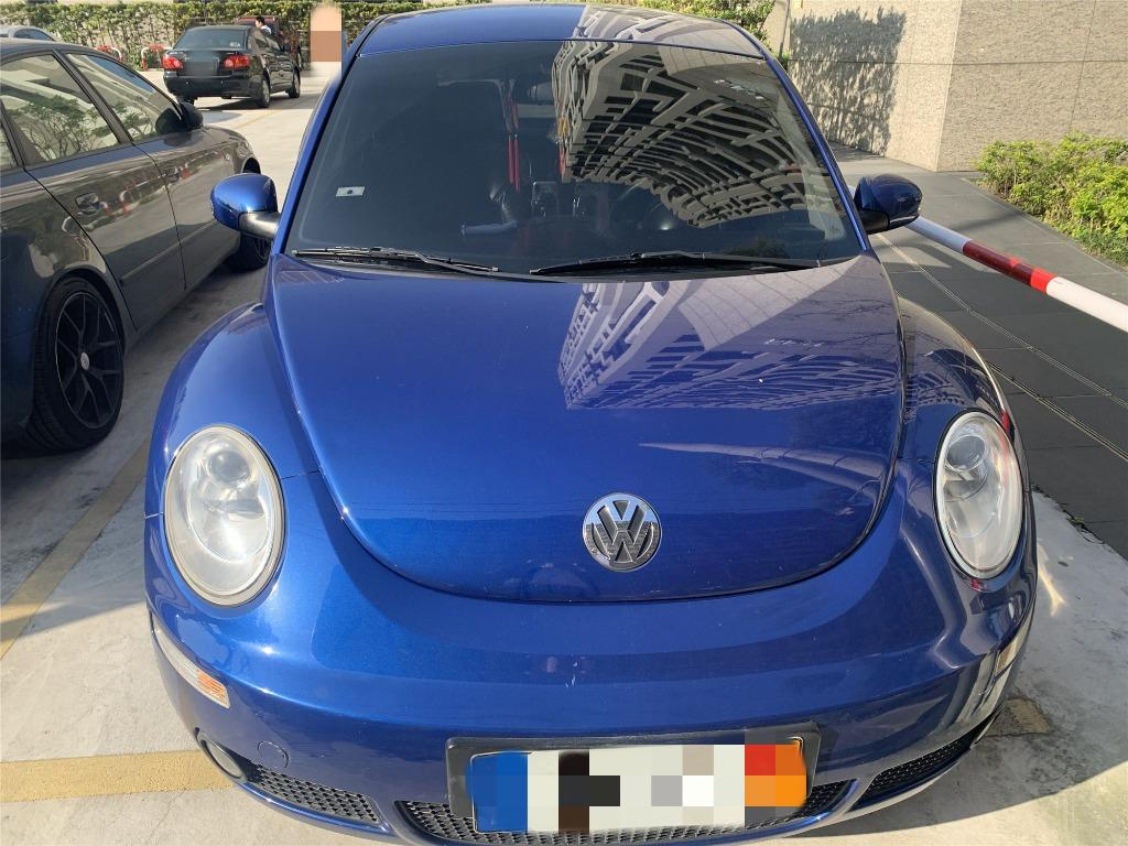 2008 金龜車 Beetle