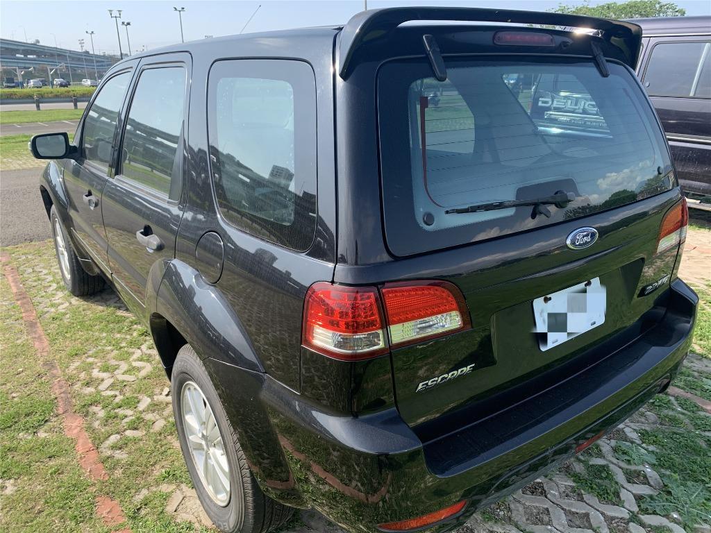 2012福特 ESCAPE 黑色