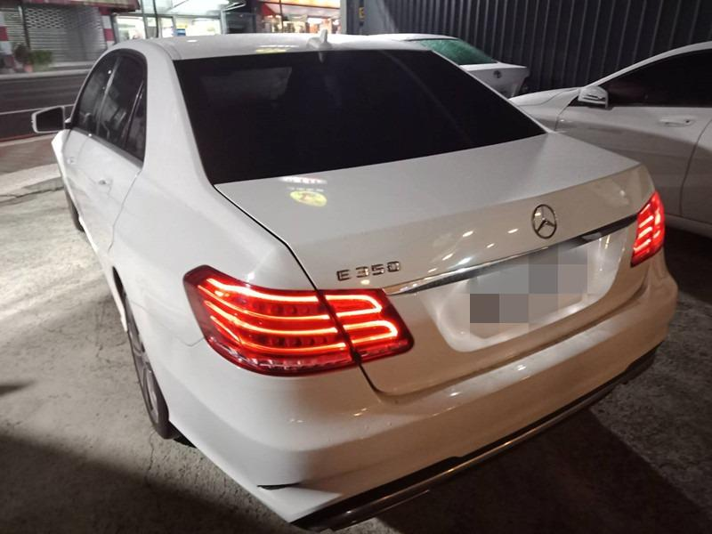2014    E350     白