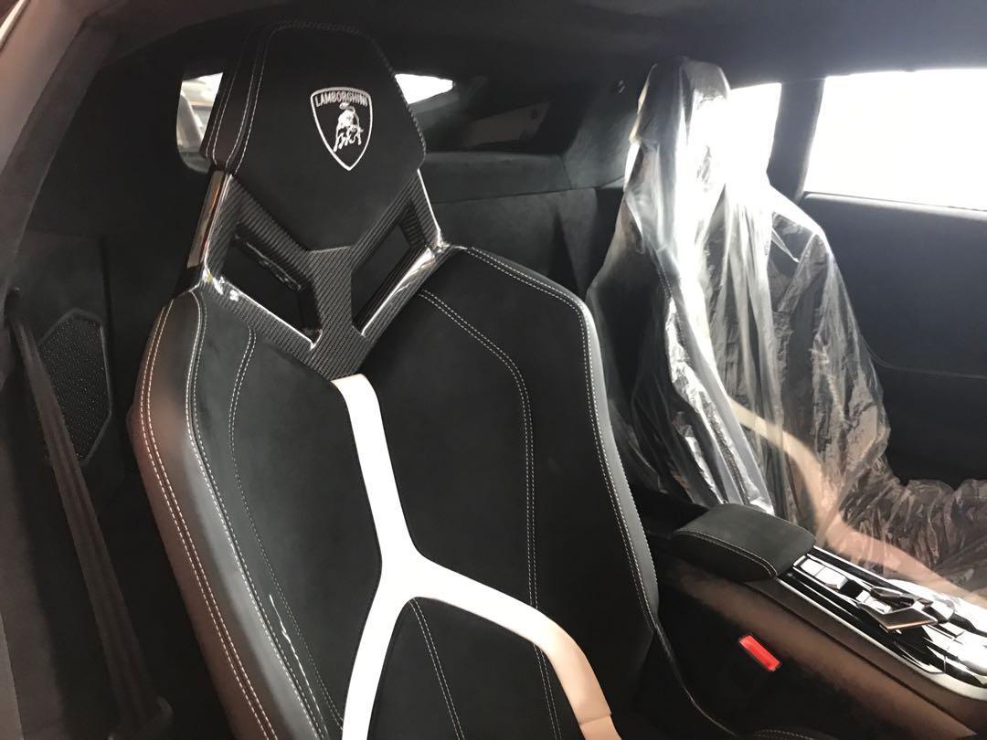 2018 Lamborghini HURACÁN 5.2L Performanté LP640-4 Coupe