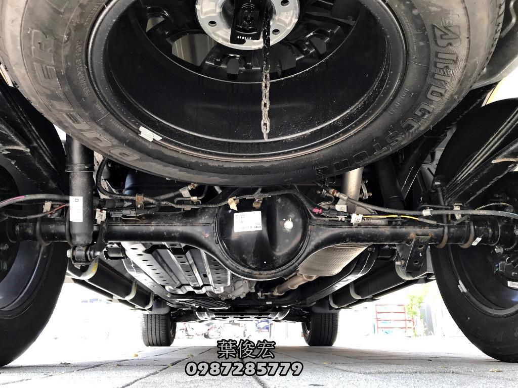 福特原廠認證中古車2019年出廠未領牌Ford Ranger 自動跟車系統 2.0柴油貨卡 適用舊換新 原廠認證