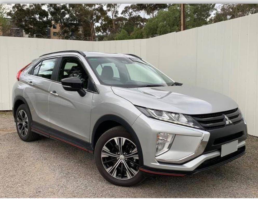 50% car rental off 2019 Mitsubishi SUV Eclipse Monthly fr $1780.00 -$3560 per month