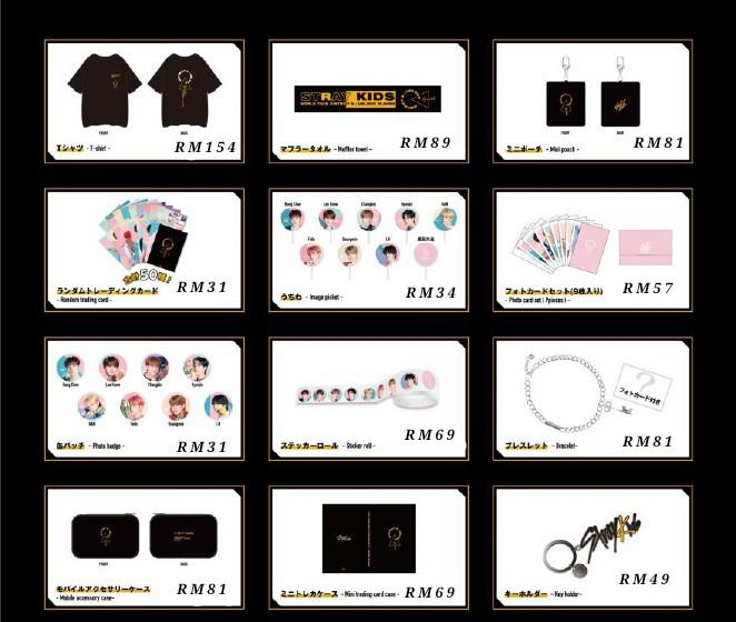 [🇲🇾 GO] Stray Kids District Unlock : Japan Official Merch