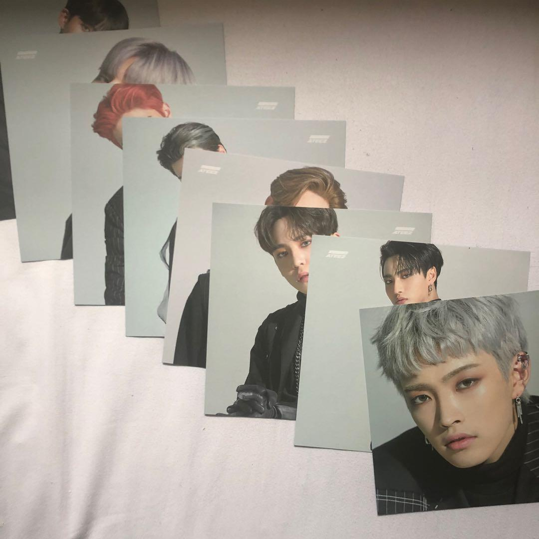 ATEEZ Treasure Epilogue: Action To Answer Z ver UNSEALED