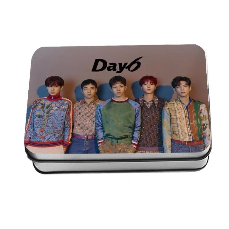 """DAY6 """"The Book Of Us : Gravity"""" 40 Different Photocards"""