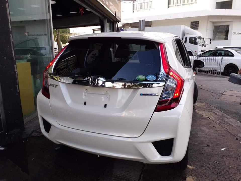 Honda Fit 1.5 HYBRID Manual