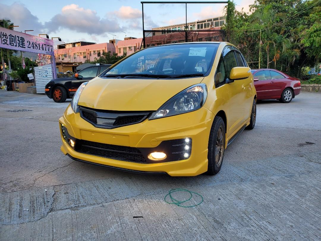 Honda Fit ge8 1.5 rs Auto
