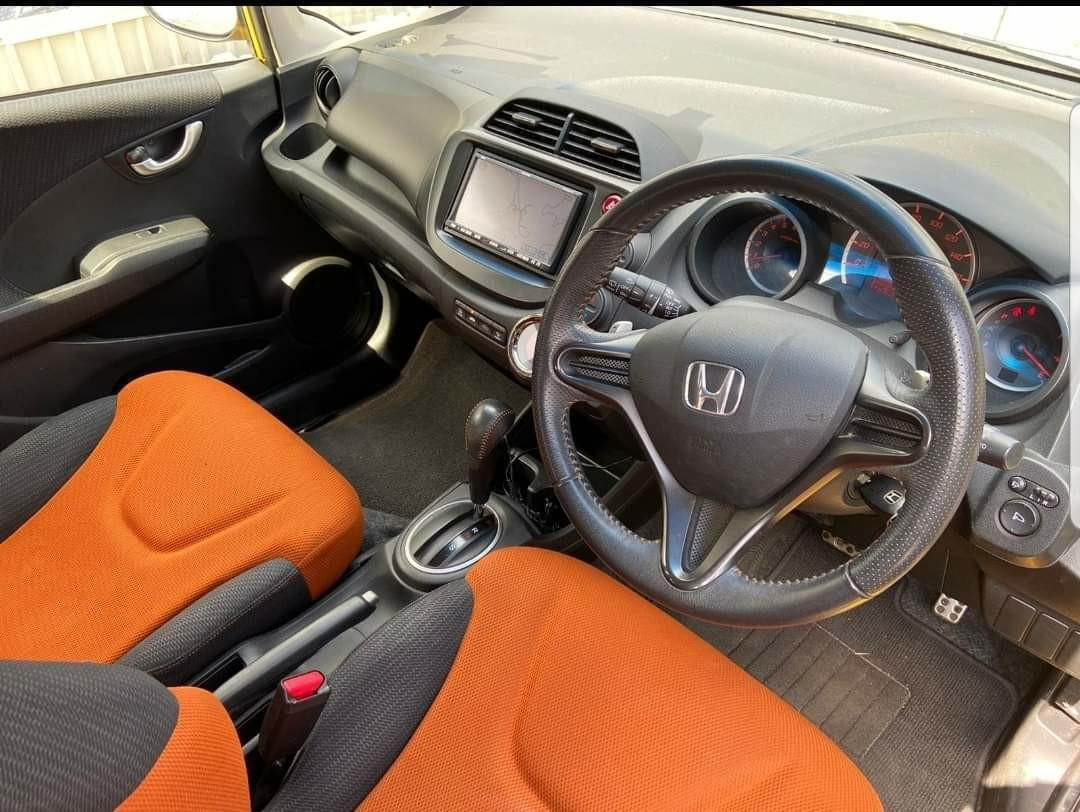 Honda Fit ge8 1.5 rs Auto