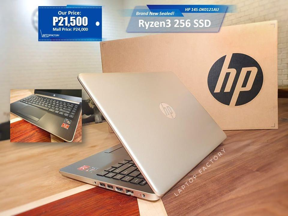 Laptop For Sale Hp 14s Rayzen 3 I3 Ssd Lockdown Sale Electronics Computers Laptops On Carousell