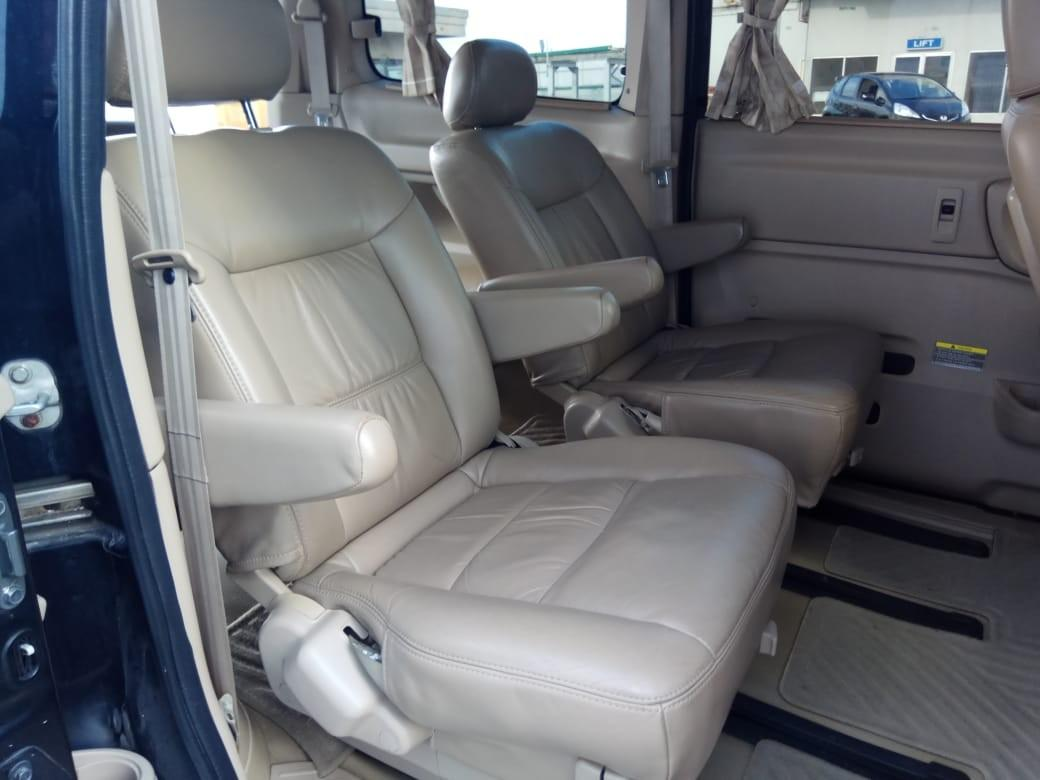 Nissan Serena HWS autech 2.0 AT 2012 kredit syariah