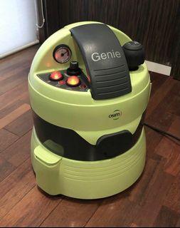 Osim Genie Dry Steam Cleaning System
