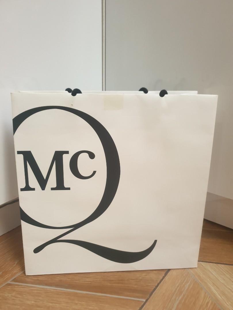 PAPERBAG BRANDED ORIGINAL Louis Vuitton, Fendi, McQueen, Ben Sherman, Coach, Tods