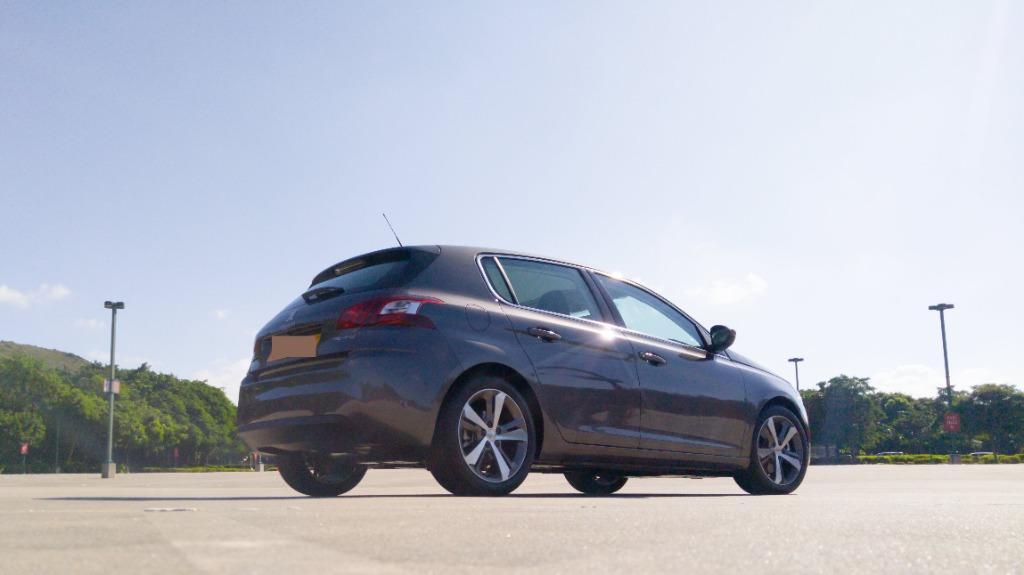 Peugeot 308 柴油車