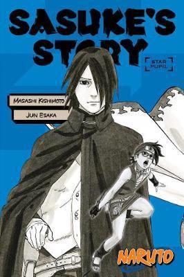 [PO] SASUKE'S STORY : STAR PUPIL LIGHT NOVEL (English Ver.)