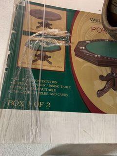 Poker table 美國進口專業德州撲克桌