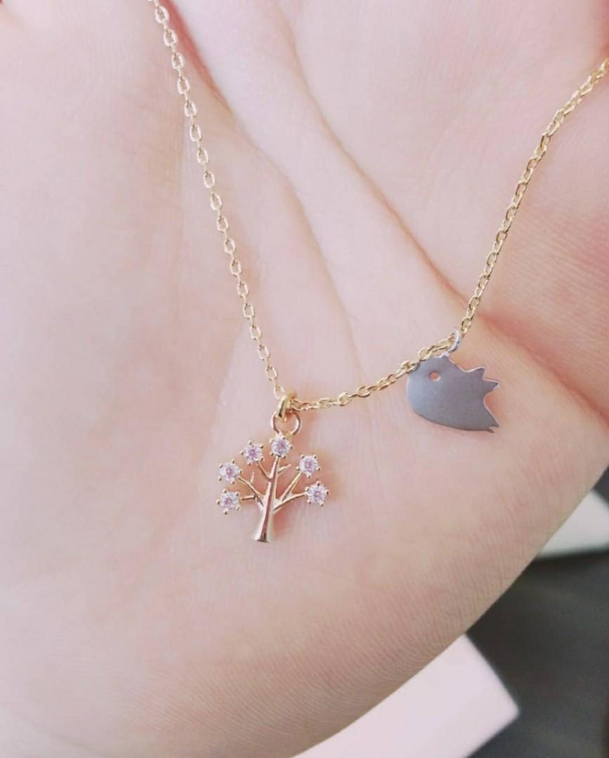 [PRE-ORDER] Necklace babybird