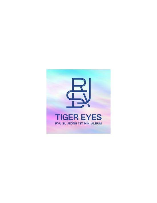 [PREORDER] RYU SU-JEONG ( Lovelyz ) 1st Mini Album - TIGER EYES