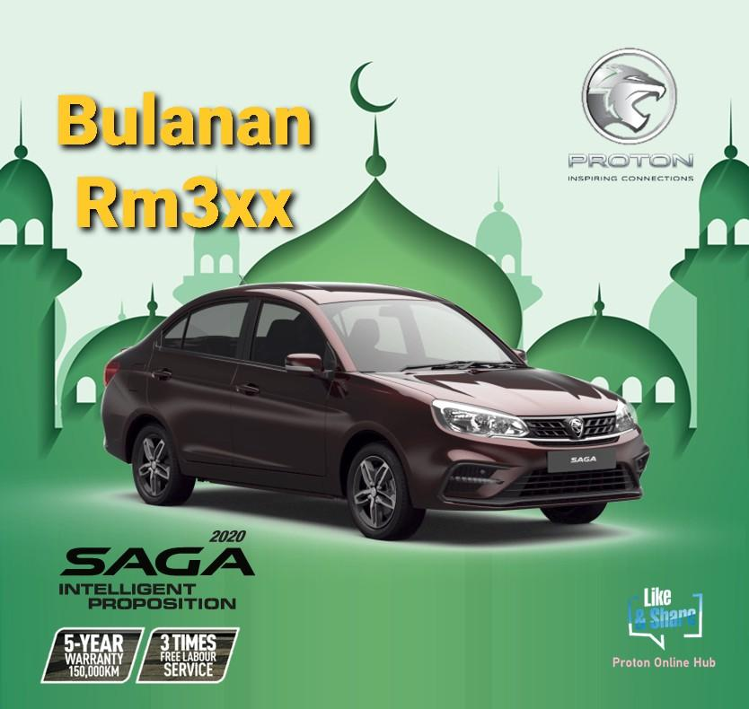 PROTON Get Low Deposit Booking only Rm9.90 Now!!! Win Big Shopee Rm60,000* Vouchers