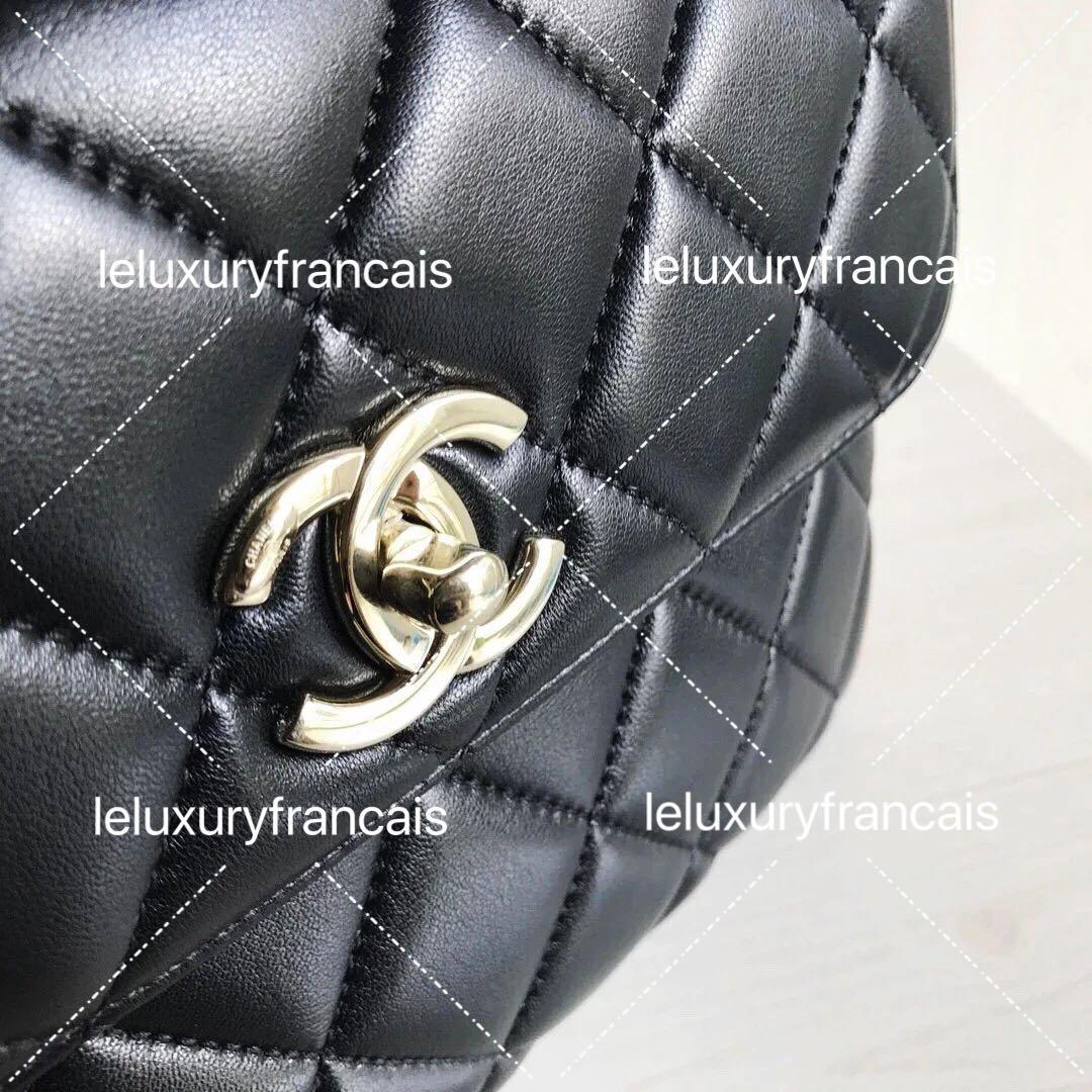 RAYA Special Channel Top Handle Flap Bag (Limited Time Frame)(OP : MYR1k +)