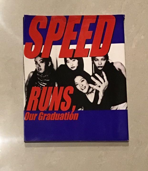 SPEED RUNS, Our Graduation 寫真集(島袋寬子, 今井繪理子, 上原多香子, 新垣仁繪)