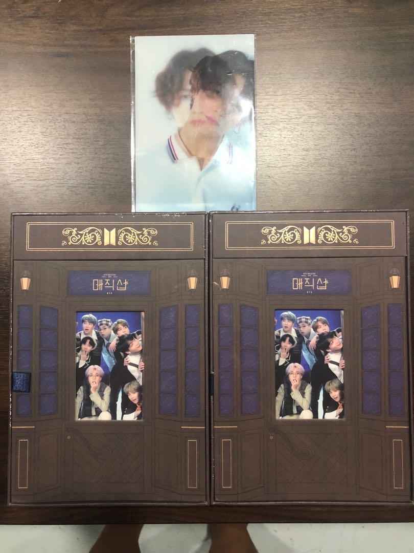 [Stock Arrival] BTS 5th Muster DVD and Jungkook SG Lenticular