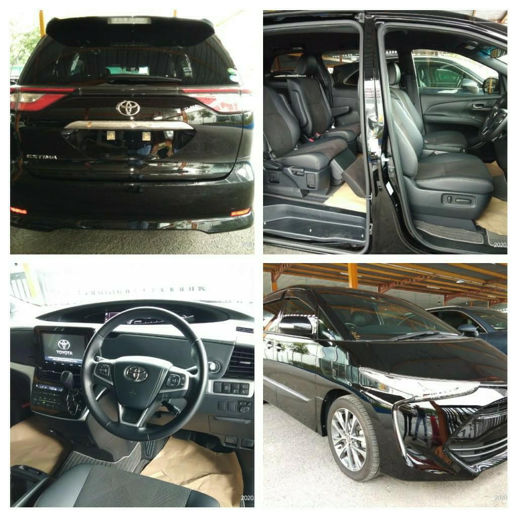 TOYOTA ESTIMA 2.4 AERAS PREMIUM  ROCON2017🇯🇵全包价格on the road Price RM185,888.88👍include👍 Import Duties & sst fee.Road tax fee 1year .Processing fee ,Support~NCB55% 1year Insurance ,free 1year warranty  📲www.wasap.my/+60122367272/SengSeng☺ Malaysia~k.l
