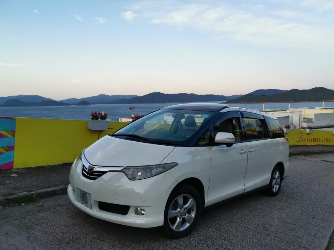 Toyota Estima Hybrid 2.4 G (A)