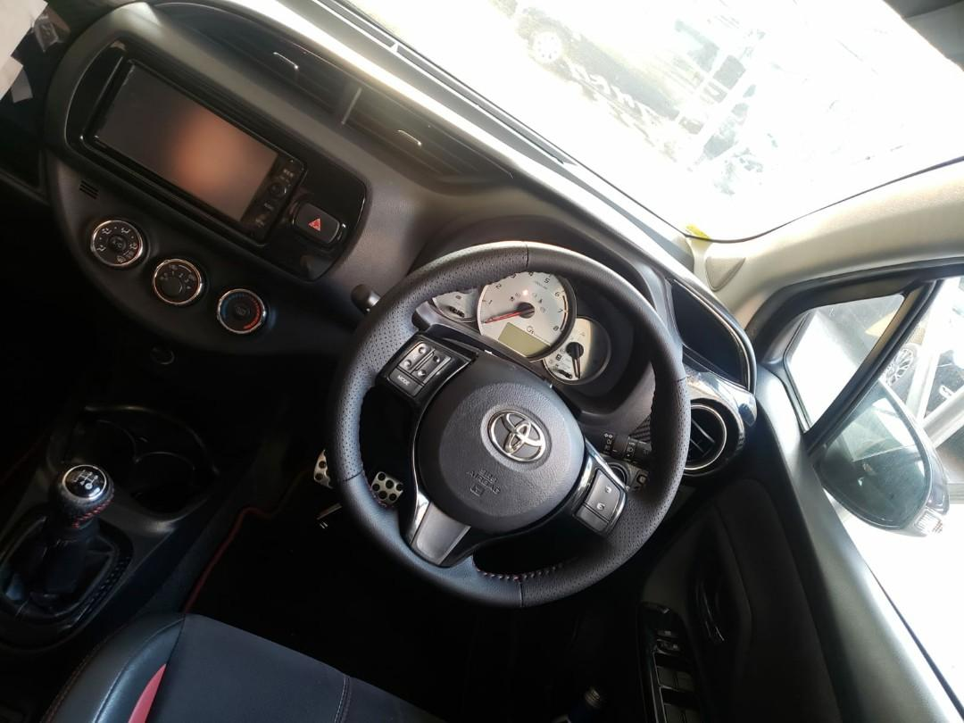 Toyota Vitz GS 1.5 Manual