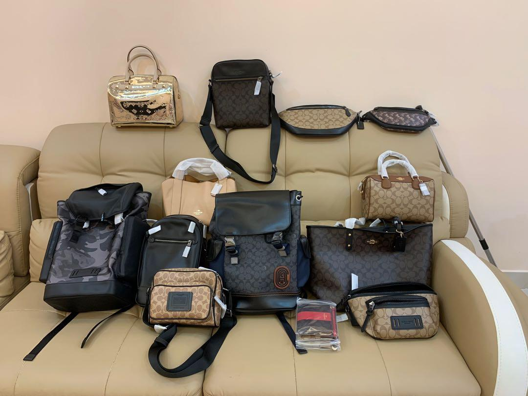 (14/05/20)Authentic coach and Tory Burch bag seller Marc Jacobs Raya promotion