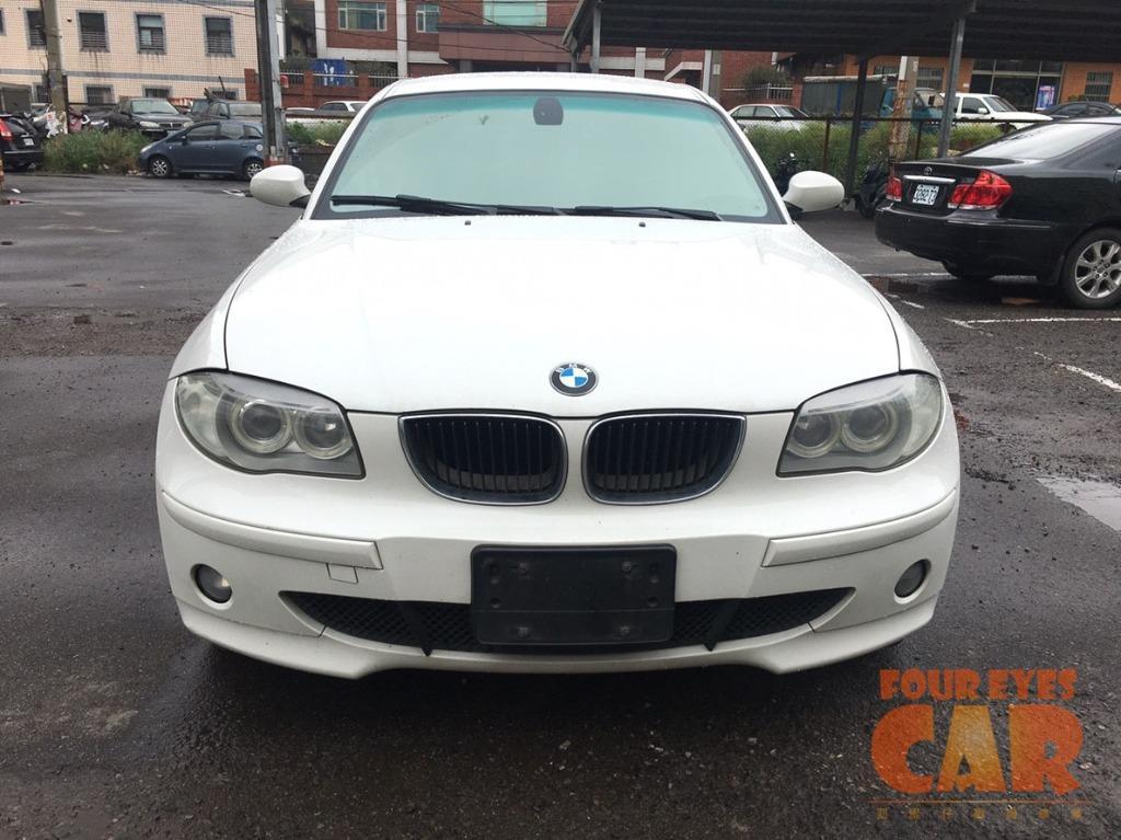 2005年 BMW 120i