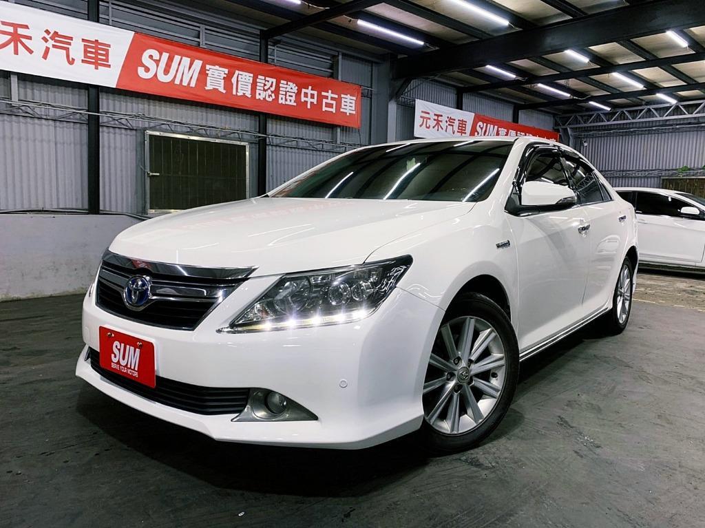 2013 Toyota Camry 2.5h