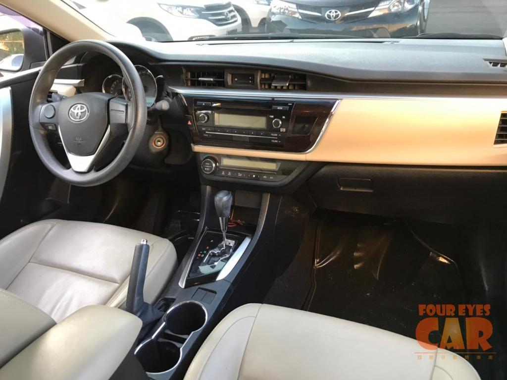 2014年 豐田 ALTIS J版