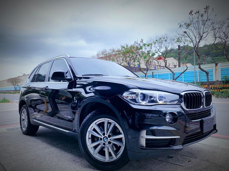2015 BMW X5 柴油2.0 配備給齊 保證滿意 歡迎來店看車 賞車專線:0952778620 (阿鼻)