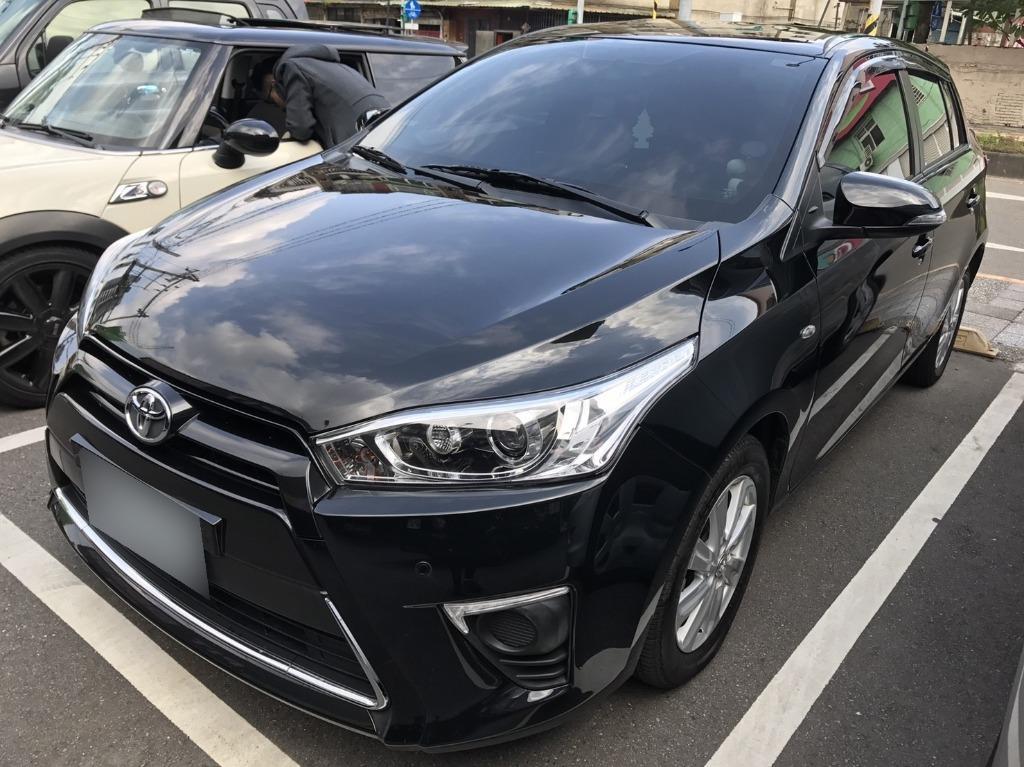 2015 Toyota Yaris 國民小車疫情優惠價!