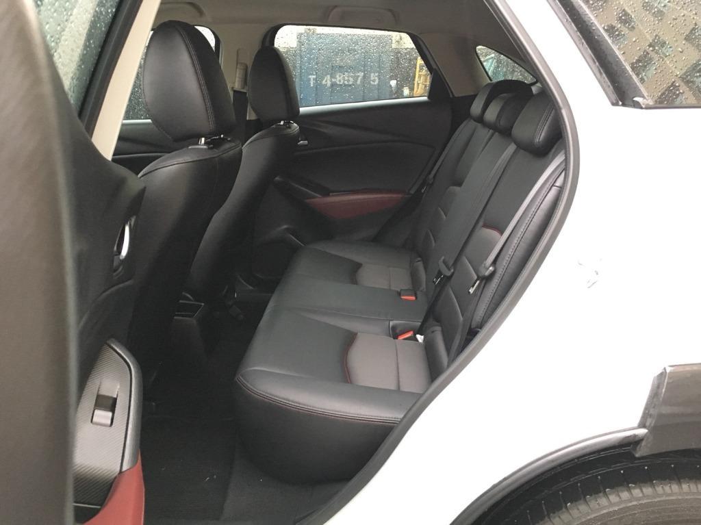 2016年 CX-3 2.0白 黑內裝