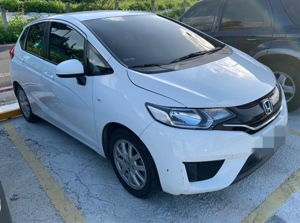 2017 Honda Fit 無敵機能小車!