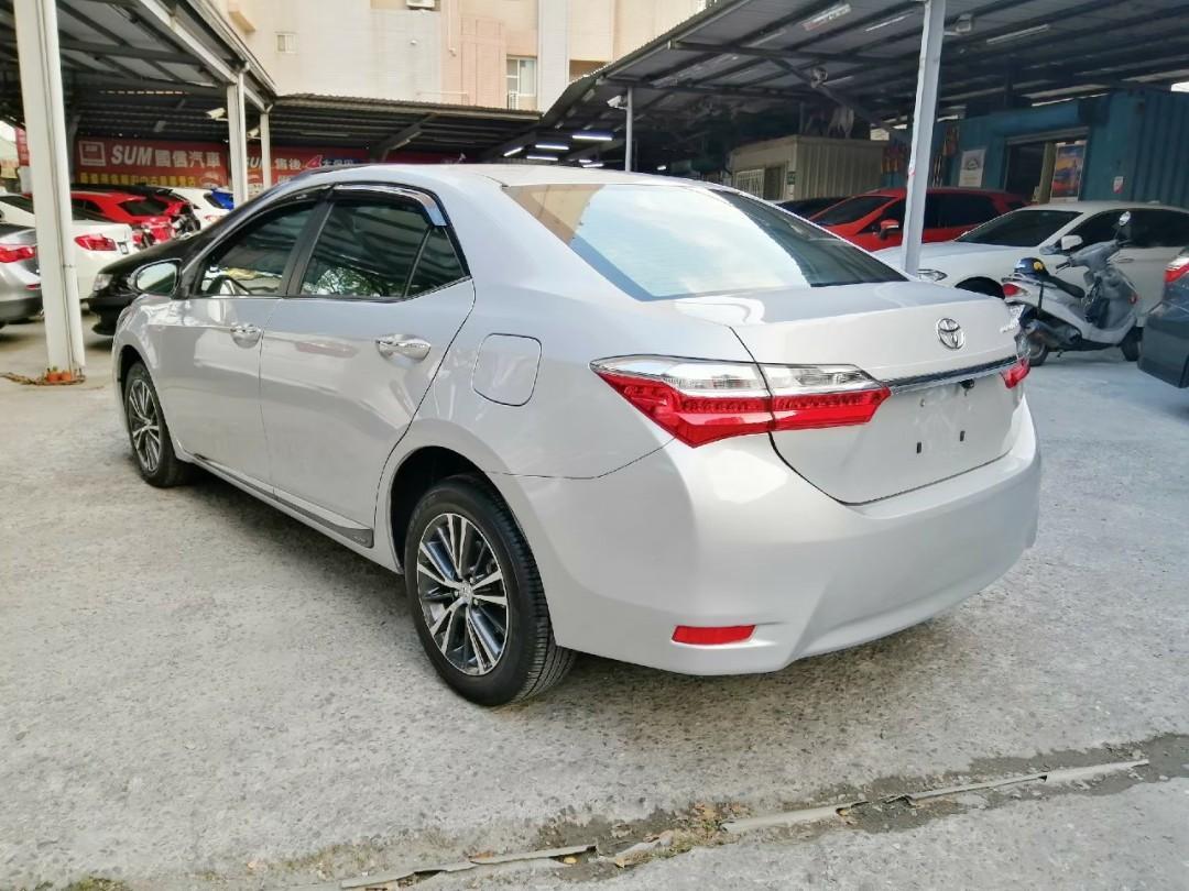 2018年Toyota ALTIS 1.8