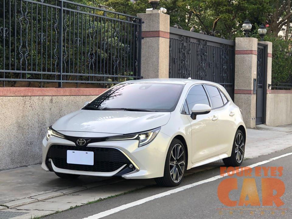 2019年 豐田 AURIS 頂級版
