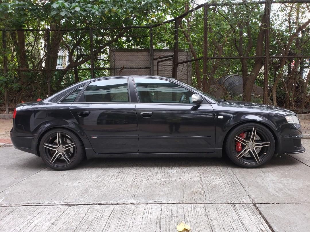 Audi A4 2.0T Quattro DTM Auto