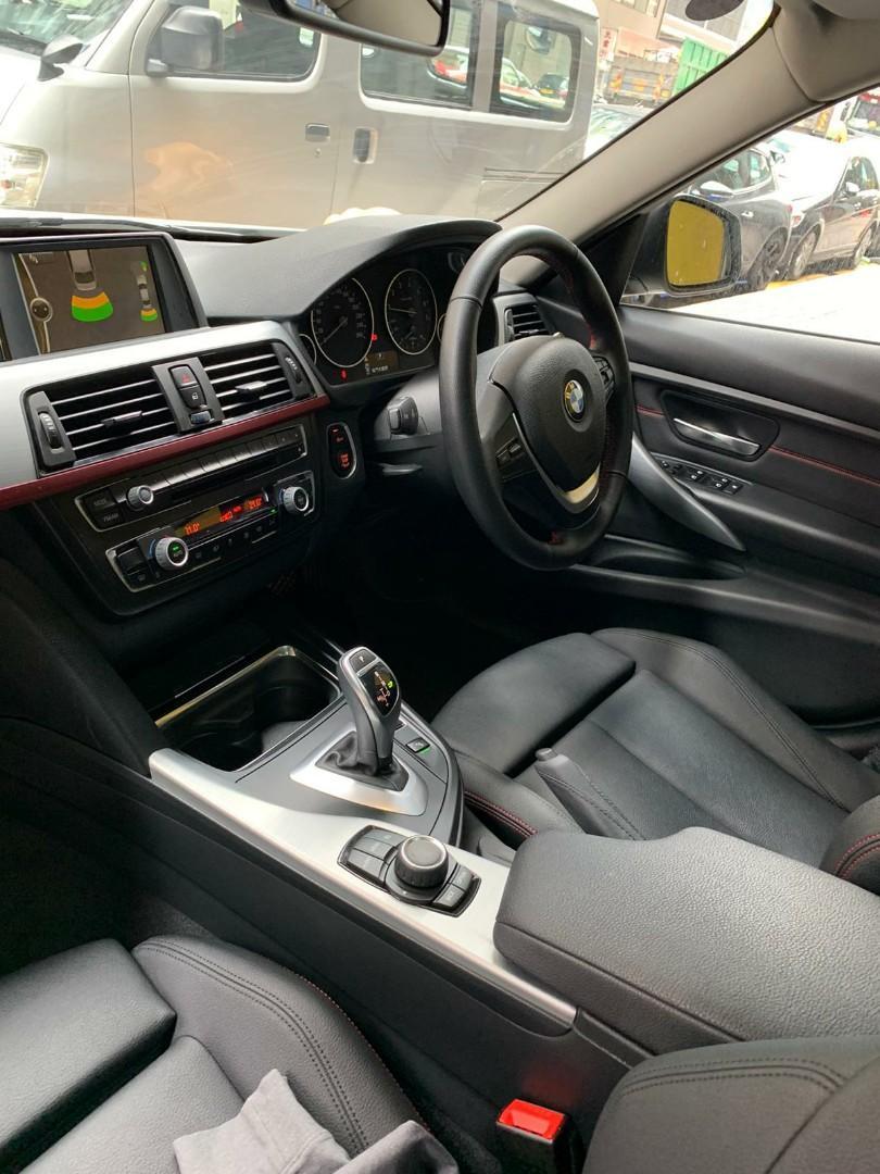 BMW 320i Sport (A)