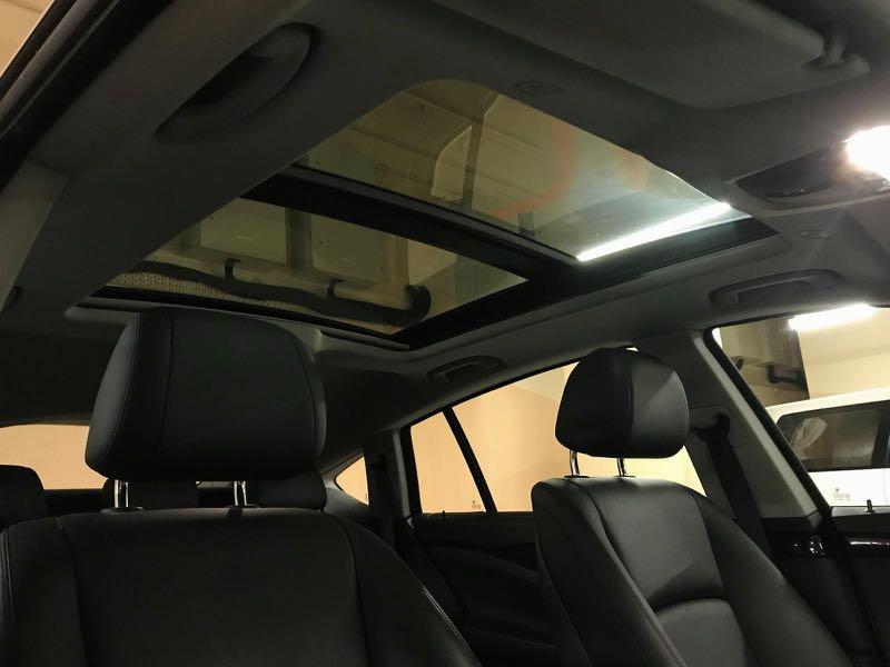 BMW 528i Gran Turismo Luxury (A)