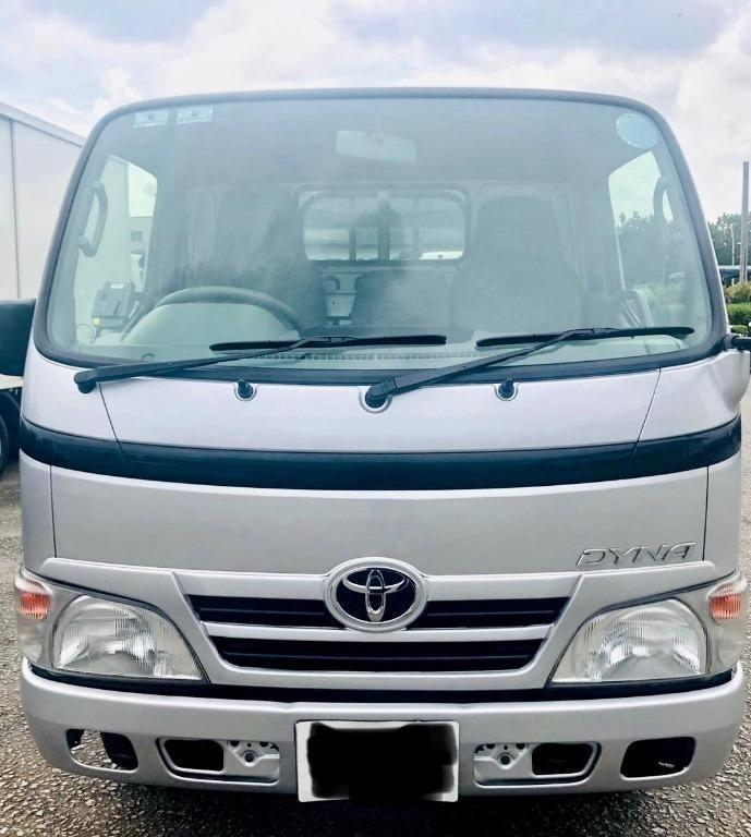 CHEAP DYNA 10FT RENTAL COMMERCIAL RENTAL LORRY RENTAL