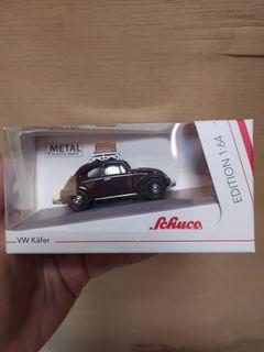 Diecast Schuco Volkswagen Beetle